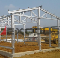 LGSF-Light Gauge Steel Framing