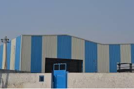 Prefabricated Temporary Shed