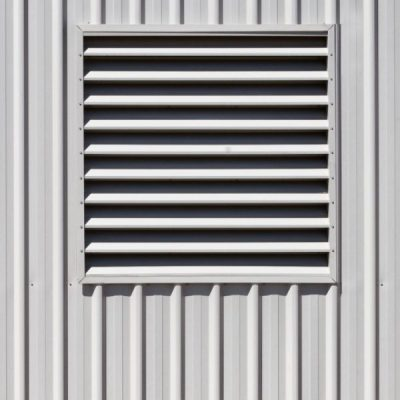 Industrial Louvers